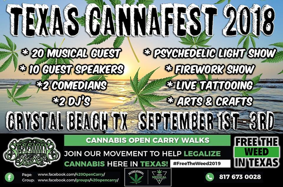 cannafest flyer
