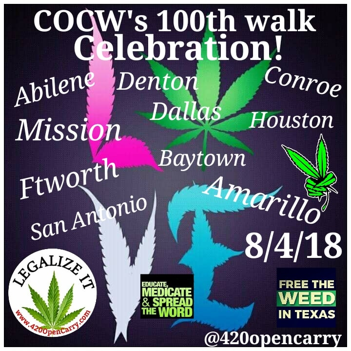 100th walk pic